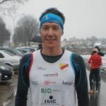 Christoph Lorber Tagessieger beim Grazer Silvesterlauf
