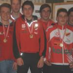 8 Medaillen für unsere HSV-Wintertriathleten