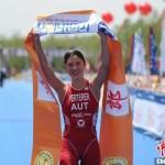 Lisa Perterer ganz super beim Weltcup in Mexiko: 2. Platz!