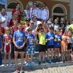 Starke Leistungen unserer HSV-Athleten beim Velden – Aquathlon und –Triathlon