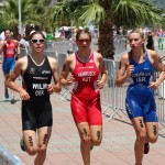 Alina Hambrusch 32. W-Jun bei der Triathlon-EM in Alanya / TUR