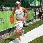 Christoph Lorber und Babsi Scheck jeweils auf Rang 4 bei den ÖM Triathlon