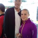 Unser Christoph Lorber wird Tagessieger beim Gösselsdorfer Volkstriathlon