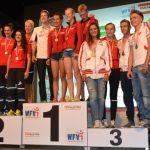 6 Medaillen durch unseren HSV-Nachwuchs bei den ÖM Aquathlon am Faakersee