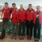 Starke Schwimm-Leistungen unserer HSVler beim Indoor – Aquathlon in Linz