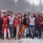 13 (!) Medaillen für unsere HSV-Wintertriathleten