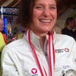 Lisa Perterer Österr. Staatsmeisterin Crosslauf 2014