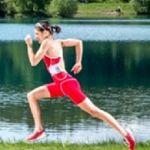 Lisa Perterer Vizestaatsmeisterin im 10 km-Straßenlauf