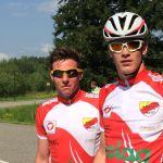 Köstl und Richter bei Radrennen erfolgreich
