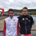 Köstl und Richter für Triathlon-EM qualifiziert