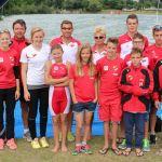 4 Medaillen für den HSV bei den ÖM Aquathlon!!