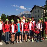 HSV-Nachwuchs mit guten Leistungen in Kitzbühel