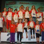 9 x Gold, 6 x Silber und 3 x Bronze bei den Landesmeisterschaften Aquathlon für unseren HSV!
