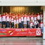 HSV-Grillfeier unter Freunden