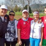 """Erfolgreicher """"Gesunde Gemeinde -Lauf und -Walking"""" in Ferlach"""