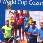 Lisa Perterer 2. beim ITU Triathlon WC – Sprint in Mexiko inkl. Videoclip!