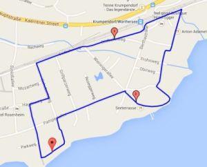Walk Lauf 2_5 km Runde