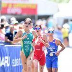 Lisa Perterer wird starke 5. beim ITU-Weltcup in Australien