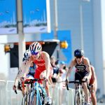Lisa Perterer erkämpft Platz 22 bei den ITU World Triathlon Series in Gold Coast / AUS