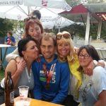 Ironman Austria: 8 HSVler super gefinisht – Gaffal wird toller Zweiter!