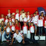 """Siegerehrung """"KTRV-Nachwuchscup"""": 18 Podest für unsere HSV- Flöhe"""