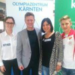 """""""Kärnten Sport"""" – Einkleidung für unsere HSV-Topsportler / Lisa erhält neues Auto!"""