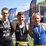 Tolle sportliche Erfolge für unsere HSV-Athleten am Samstag