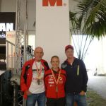 Unsere HSV-IRONMAN-finisher – Danke an alle Volunteers