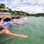 Spannungsgeladener Abschluss: Supersprint-Triathlon Nachwuchs am Sonntag Nachmittag