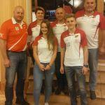 Siegerehrungen ÖTRV-Vereins- und -Nachwuchscup 2016