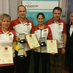 Ehrung von HSV-Athleten durch unsere Landeshauptsstadt Klagenfurt