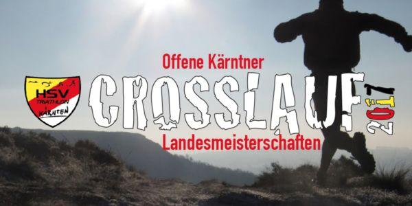 HSV-Crosslauf am Truppenübungsplatz Glainach mit Kärntner Landesmeisterschaften