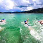 Supersprinttriathlon, Aquathlon, Promenadenlauf