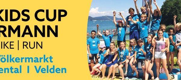 Kärntner Nachwuchs-Meisterschaften Crosstriathlon und Alpe Adria-Cup in Bled/SLO
