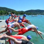 Krönender Abschluss des Triathlonwochenendes in Pörtschach: österreichische Nachwuchsmeisterschaften Triathlon