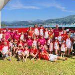Schöne KTRV-Cup-Siegerehrung: HSV Triathlon Kärnten gewinnt beide Teamwertungen