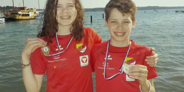 Kärntner Nachwuchs-Meisterschaften Crosstriathlon im WAHAHA