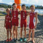 9 Medaillen für den HSV bei den ÖM Aquathlon in Zeltweg