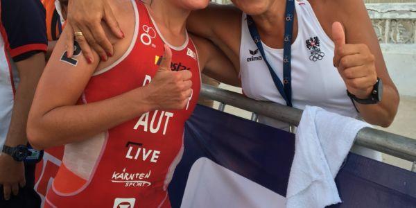 """Lisa Perterer wird starke 15. beim """"World Triathlon Grand Final"""" in Gold Coast/AUS"""