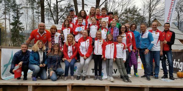HSV-Wettkampf-Teilnahmen Anfang Juni mit unserem Wörthersee Triathlon
