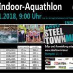 Indoor-Aquathlon in Linz