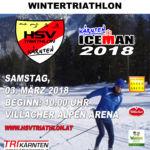 Kärnten ICEMAN Wintertriathlon ist Österr. Staatsmeisterschaft 2018 – Vorbereitungen
