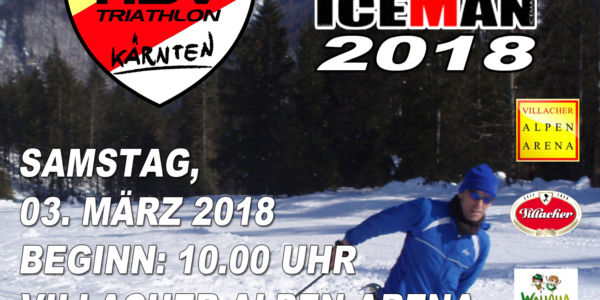 """Nur noch 8 Tage bis zum """"Kärnten ICEMAN Wintertriathlon"""""""