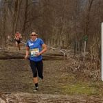 Lisa Perterer wird Vize-Staatsmeisterin Crosslauf 2018 bei den Frauen