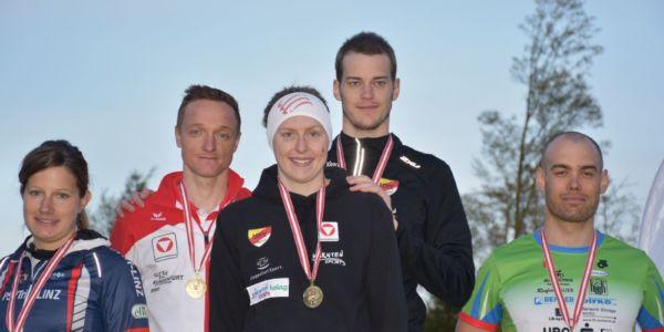 5 ÖM-Medaillen für unsere HSV-Duathleten bei den ÖM Duathlon in Rohrbach/NÖ