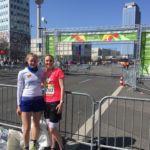 HSV-girls mit Top Laufergebnissen