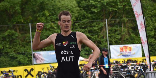 Massimo Köstl gewinnt M-U23 in Ober-Grafendorf