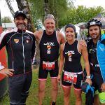 HSV-Athleten beim Iron-Company erfolgreich