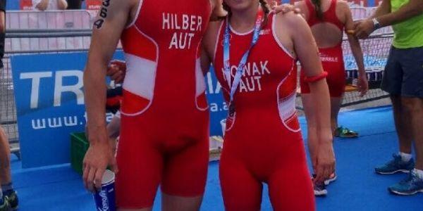 Hilber und Nowak gewinnen den ÖTRV-NW-Cup in Kitzbühel