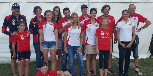 5 ÖM-Medaillen für unsere HSV-Athleten bei den ÖM Triathlon in Wallsee